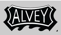 alvey fishing reels